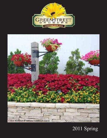 2011 Spring - Greenstreet Gardens