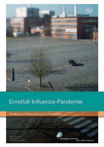 Ernstfall Influenza-Pandemie - Roche in Deutschland