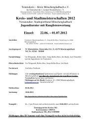 Ausschreibung SMS Tennis Jugend Einzel - Stadtsportbund ...