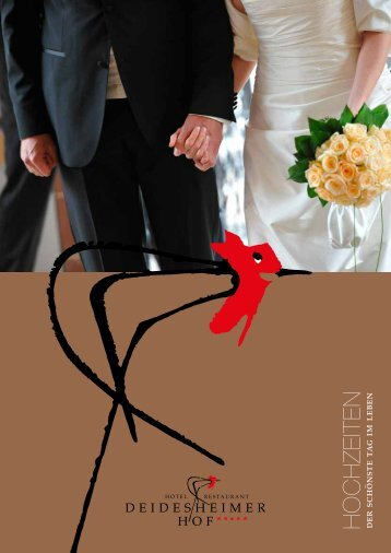Hochzeiten im Deidesheimer Hof