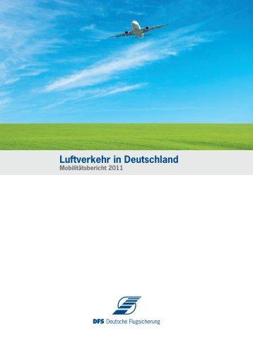 Mobilitätsbericht 2011 - Deutsche Flugsicherung GmbH