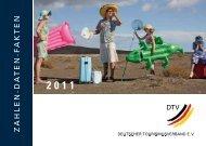 Zahlen Daten Fakten 2011 - Alpen Tourismus Akademie