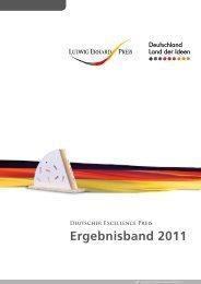 LEP Ergebnisband 2011 - Initiative Ludwig-Erhard-Preis