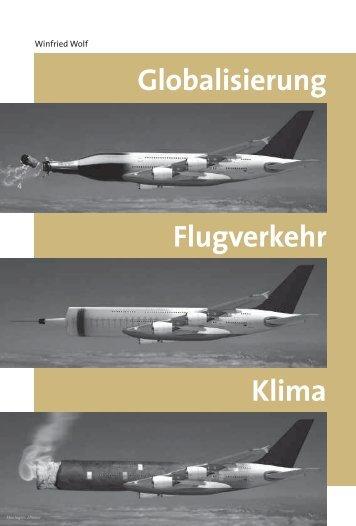 Globalisierung Flugverkehr Klima - Sabine Leidig