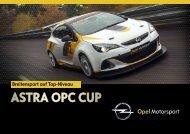 ASTRA OPC CUP - Mitteldeutsches-Autohaus