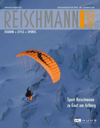 Sport Reischmann zu Gast am Arlberg - Mode · Sport · Ravensburg