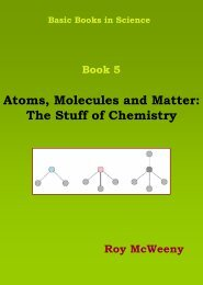 Atoms, Molecules and Matter - Learning Development Institute
