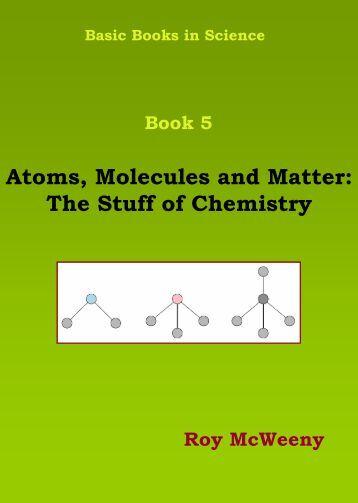 Classification of matter pogil