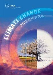 Climate Change and the Atom - IAEA