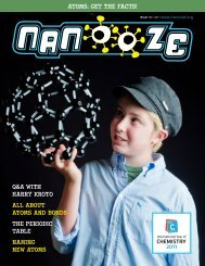 ATOMS: GET THE FACTS! Q&A WITH HARRY KROTO ... - Nanooze