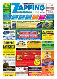 Zapping 01 – 2013 - diAlessandria.it