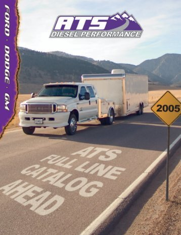 GM Catalog - ATS Diesel Performance