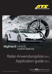 PDF-Download - ATS Leichtmetallräder GmbH