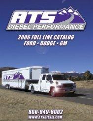Mission statement - ATS Diesel Performance