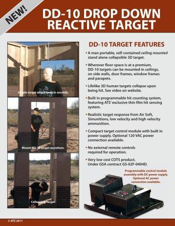 DD-10 & PT-51 REACTIVE TARGETS Download - Advanced ...