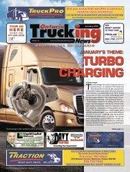 Ontario Trucking News, Issue 114, January 2013