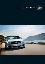CADILLAC ATS - Cadillac Europe