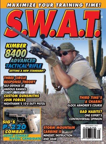 S.W.A.T. December 2007 - McKeesport Police Department
