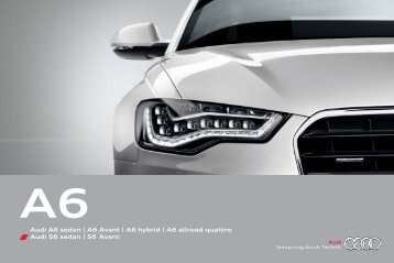 Broschyr (9 MB) - Audi