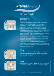 Fitting Guide Standing