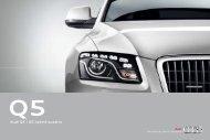 Audi Q5 | Q5 hybrid quattro