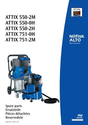 ATTIX 550-2M, -OH, -2H - Hb-reinigungstechnik.de