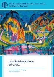 Musculoskeletal Diseases - IDKD