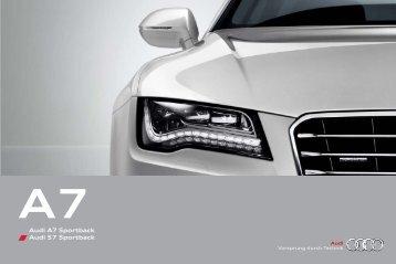 Brochure - Audi