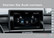 Quickstartguide - Audi