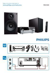 Register your product and get support - Philips