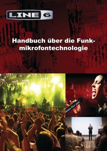 Handbuch über die Funk- mikrofontechnologie - funk-mikrofon.info