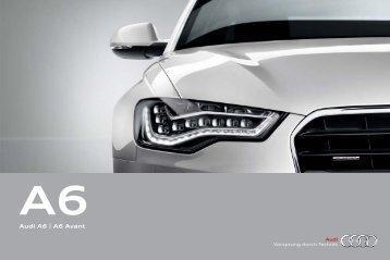 Audi A6 | A6 Avant - Audi South Africa