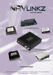 Product Catalogue - NavLinkz
