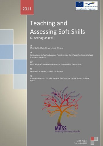 Teaching and Assessing Soft Skills - MASS - Measuring and ...