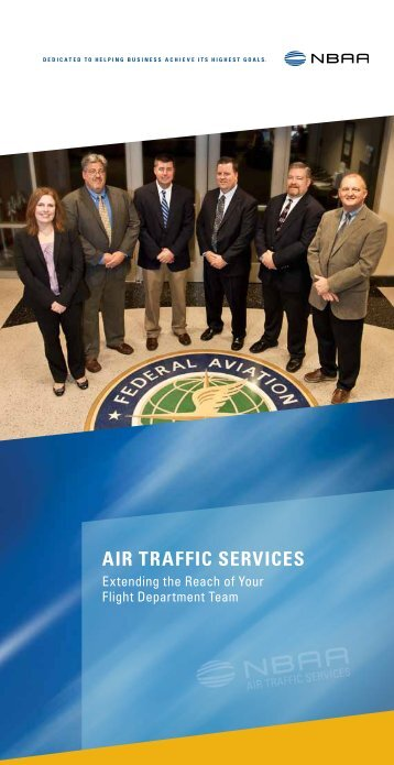 Introduction to NBAA Air Traffic Services (ATS)