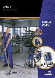 ATTIX 7 PRODUCT SHEET.indd - Pressure Washers SW