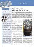 Felgenreport Teil 1: Ein Netzwerk 3/2006 - Reifenpresse.de - Page 7