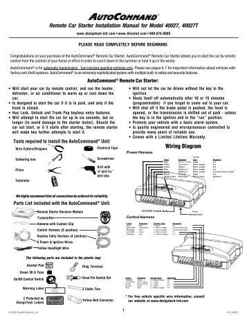 Strange 24923 Ready Remote Wiring Diagram Starting Unit Circuit Diagram Wiring Digital Resources Funapmognl