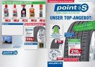 UnSER Top- AngEBoT: - RSU Reifen-Center GmbH
