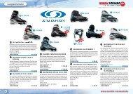 www.nordic-versand.de Langlaufschuhe - SportAlbert.de