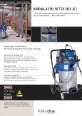 Nilfisk-ALTO ATTIX 9 - WHY COMPROMISE - Tisztitastechnologia.hu - Page 2
