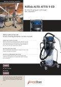 Nilfisk-ALTO ATTIX 9 - WHY COMPROMISE - Tisztitastechnologia.hu - Page 6