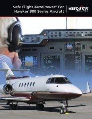 Hawker Auto Throttle - West Star Aviation
