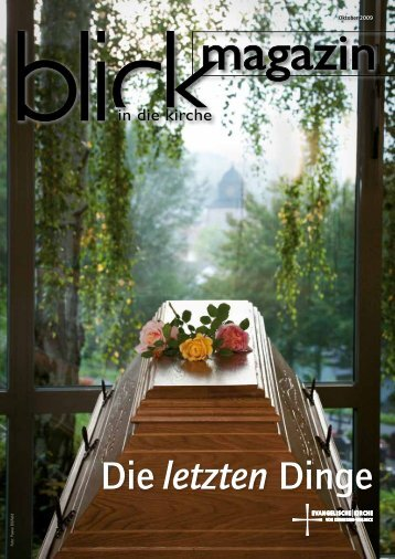 Die letzten Dinge - Evangelische Kirche von Kurhessen-Waldeck