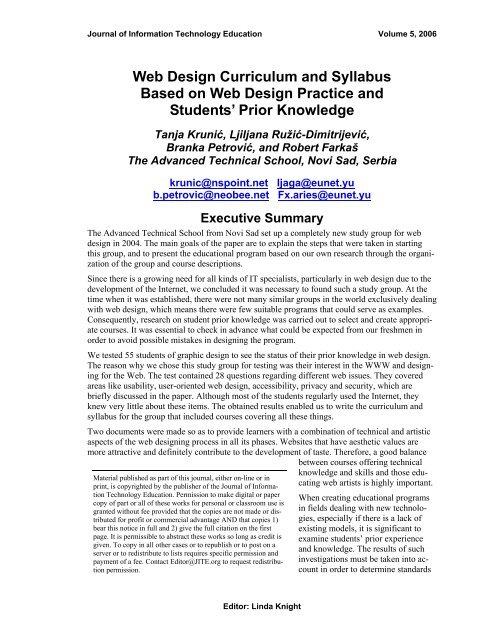 bfa Syllabus 2021 PDF Download - UBCN