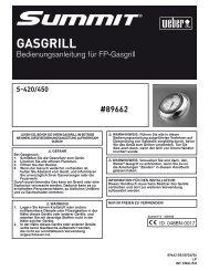 GASGRILL - BBQ-Shop24