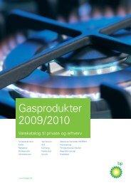 Gasprodukter 2009/2010