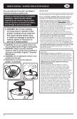 GOURMET BBQ SYSTEM GRIDDLE - Help - Weber - Page 2