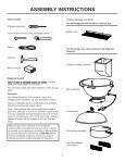 Performer Touch-N-Go Owners Guide 3994601 11 ... - Help - Weber - Page 7