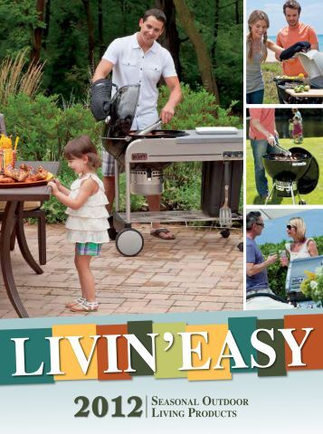2012 seasonal outdoor living products - Marvin Home Center